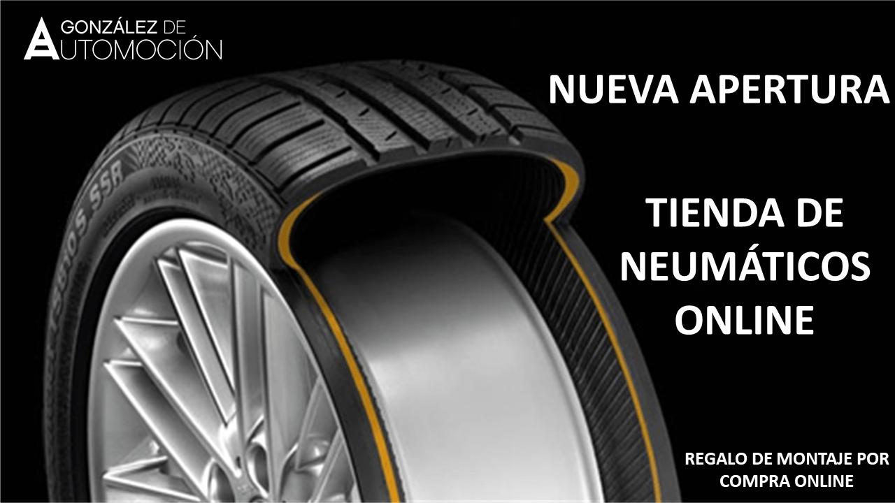 Imagen tienda neumáticos
