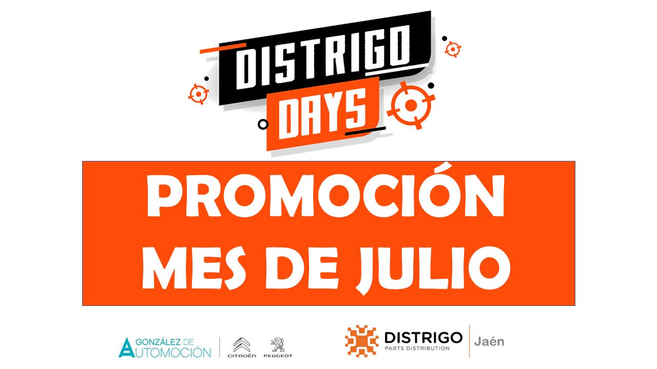 Distrigo Jaén – Ofertas de Julio para talleres