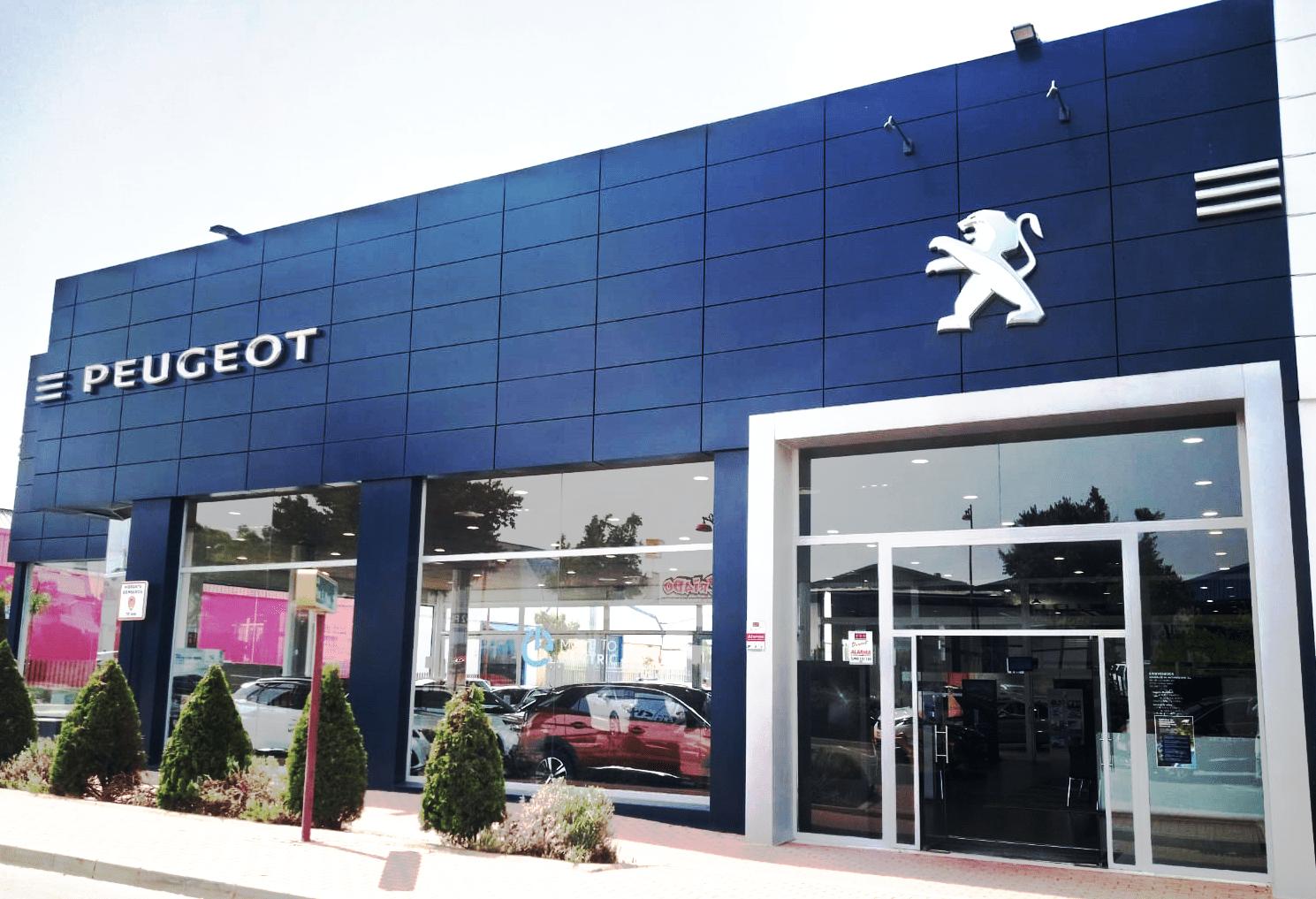 Concesionario Virtual Peugeot Linares