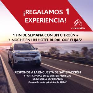Experiencia-Citroën-RRSS-Gonzalez de Automocion