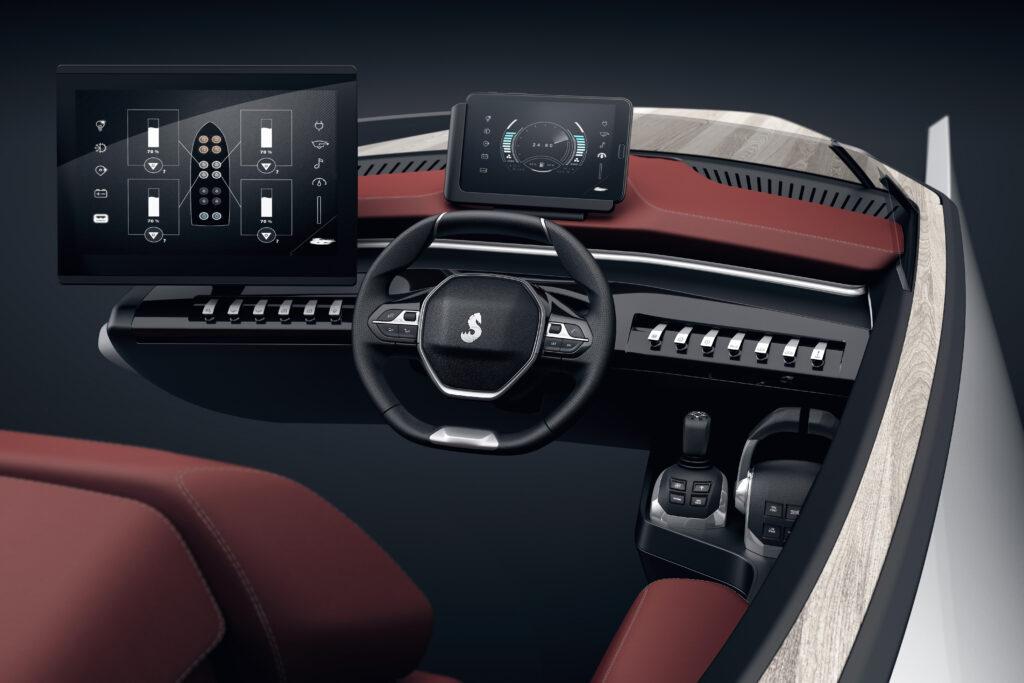 Beneteau Peugeot Sea Drive Concept 005_1 gonzalez de automocion