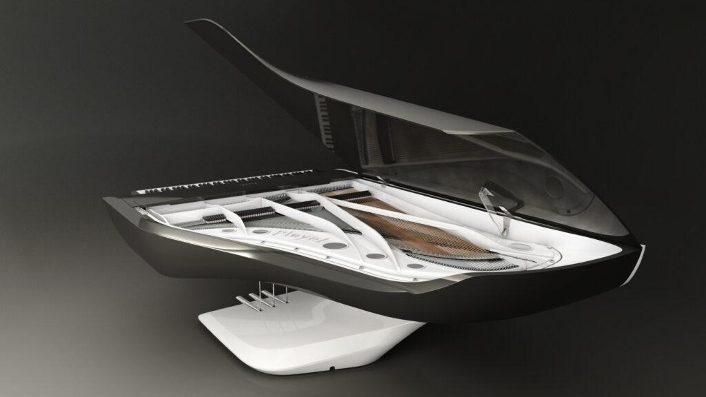 Piano Peugeot Design Lab pour Pleyel 008 gonzalez de automocion