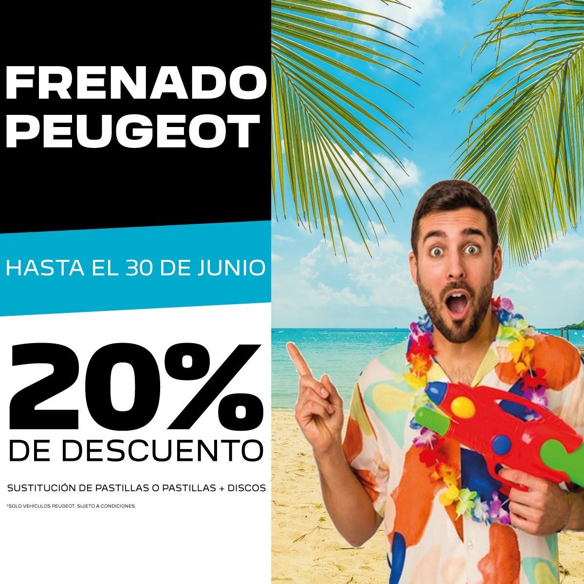 FRENADO-PEUGEOT GONZALEZ DE AUTOMOCION