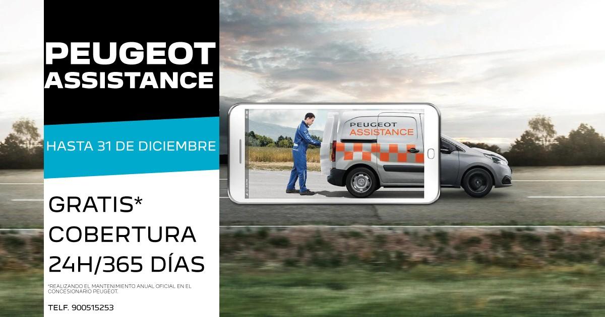 Peugeot-assistance Gonzalez de automocion